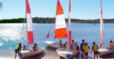 Sunshine Sailing Australia - Kids Learn to Sail
