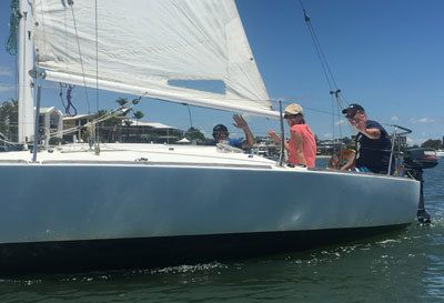 Sunshine Sailing Australia - Adults Learn to sail, Dinghy, Keel Boat, Catamaran, Hobie