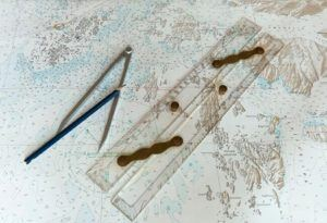 How Are Nautical Charts Corrected On Board Ships?
