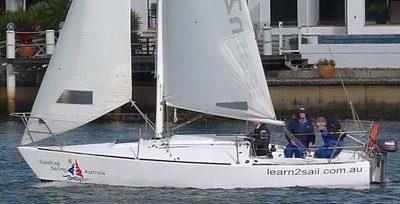 Sunshine Sailing Australia - Adults Learn to sail